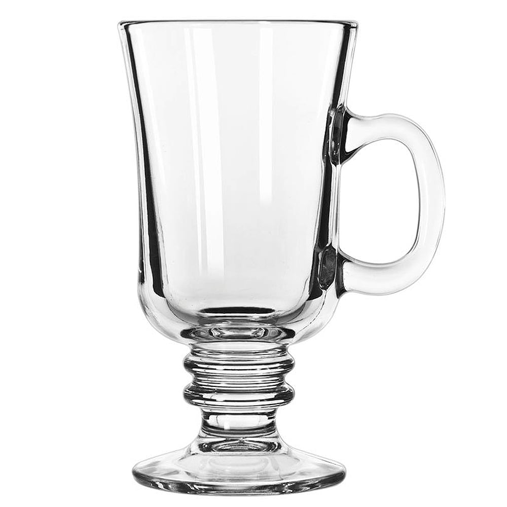 Бокал Irish Coffe Glass, 240 мл, 7,5 см, 14,5 см, Стекло, Libbey, США