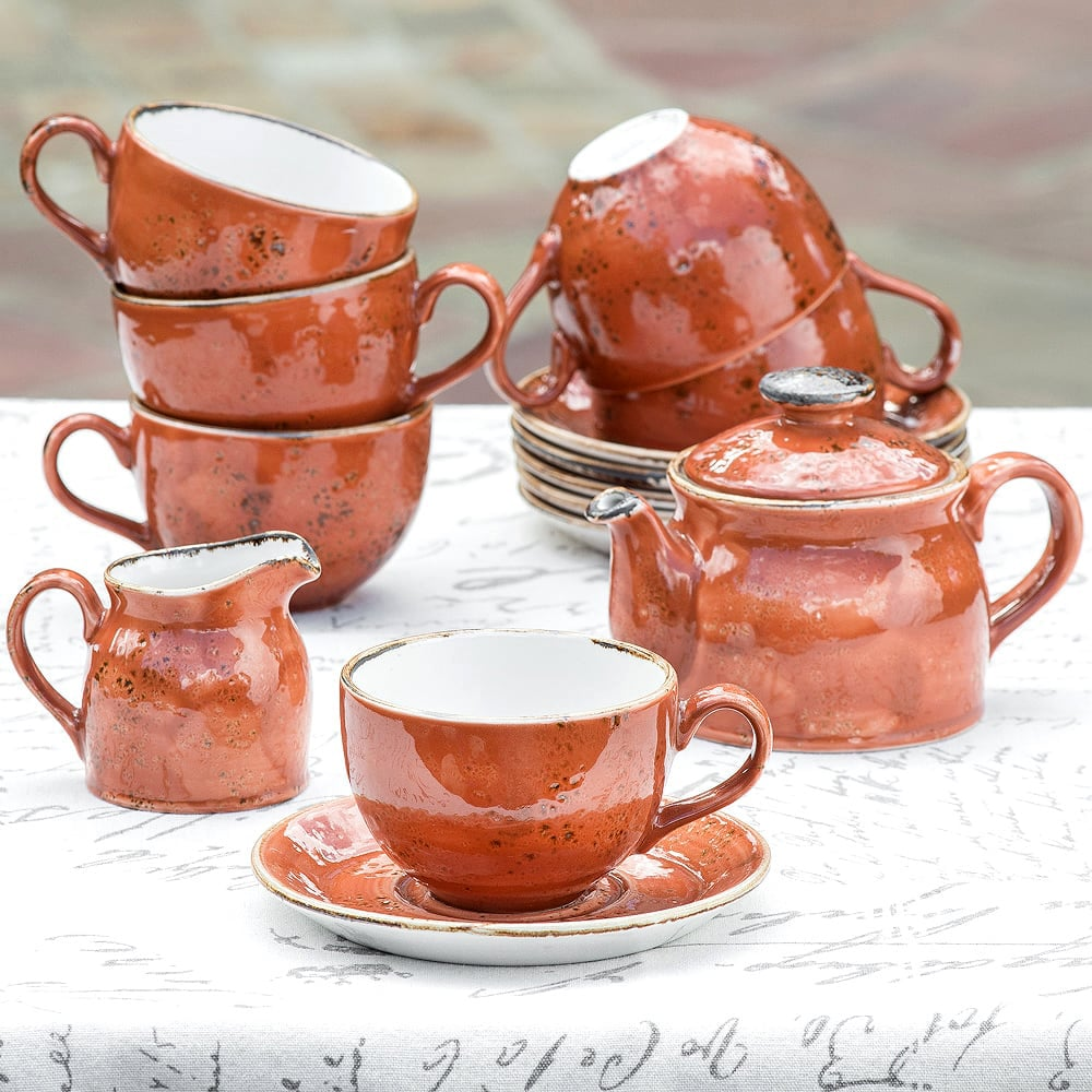 Чайный набор Craft Terracotta