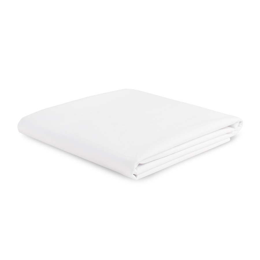 Простыня Russian North percale white 180х270