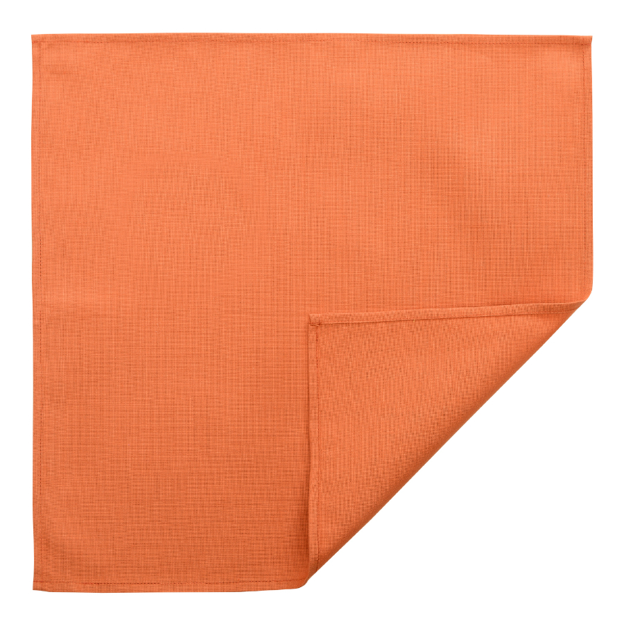 Cалфетка Russian North Orange 45x45