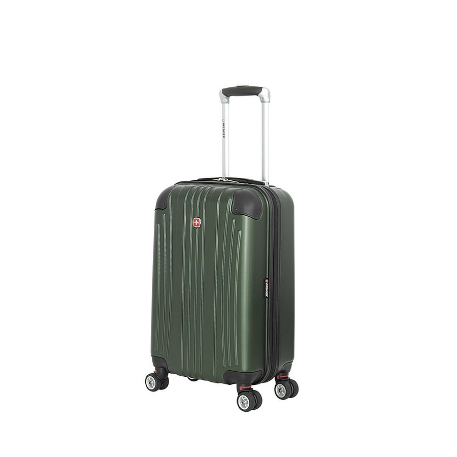Чемодан Wenger Ridge Green, 31 л., 25x34 см, 54 см, 31 л, Пластик, Wenger