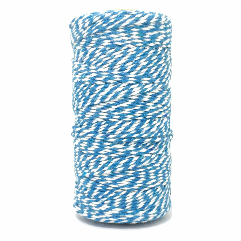 Шнур Bakers Twine Blue