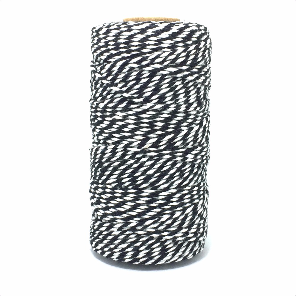 Шнур Bakers Twine Black