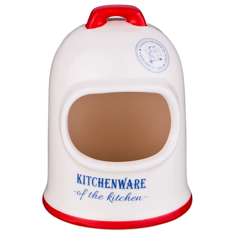 Банка для соли Kitchenware, 14 см, 10 см, Керамика, Lefard, Китай, Kitchenware
