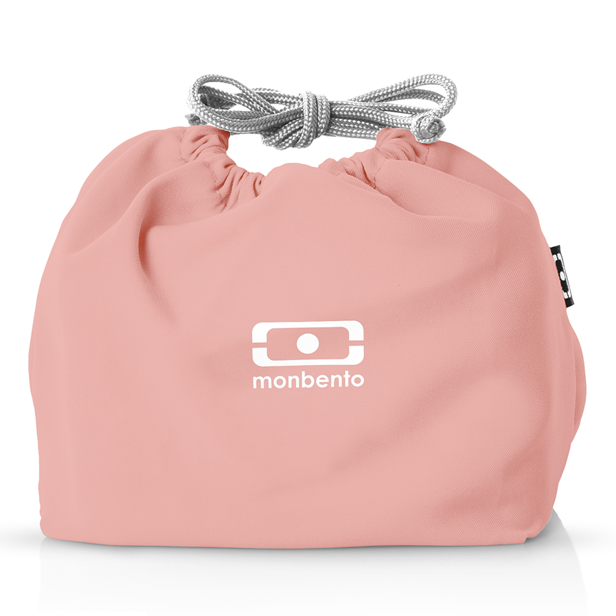 Мешочек для ланча Mb pochette rose flamingo, Полиэстер, Monbento