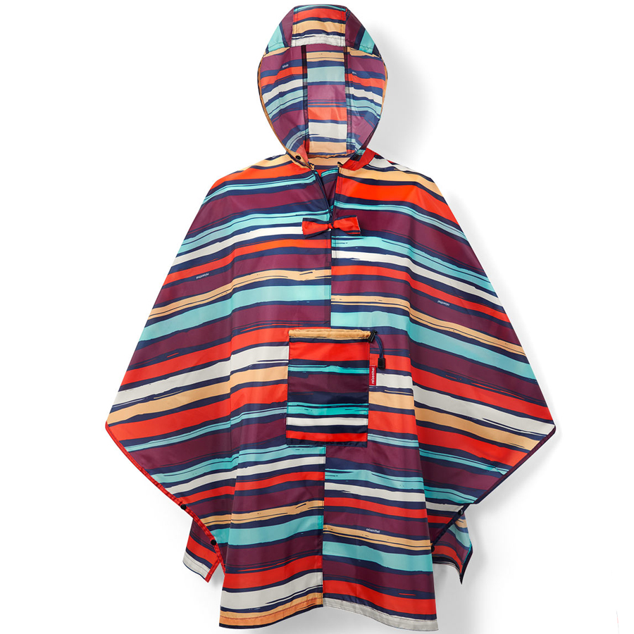 Дождевик Mini maxi artist stripes, Полиэстер, Reisenthel, Германия