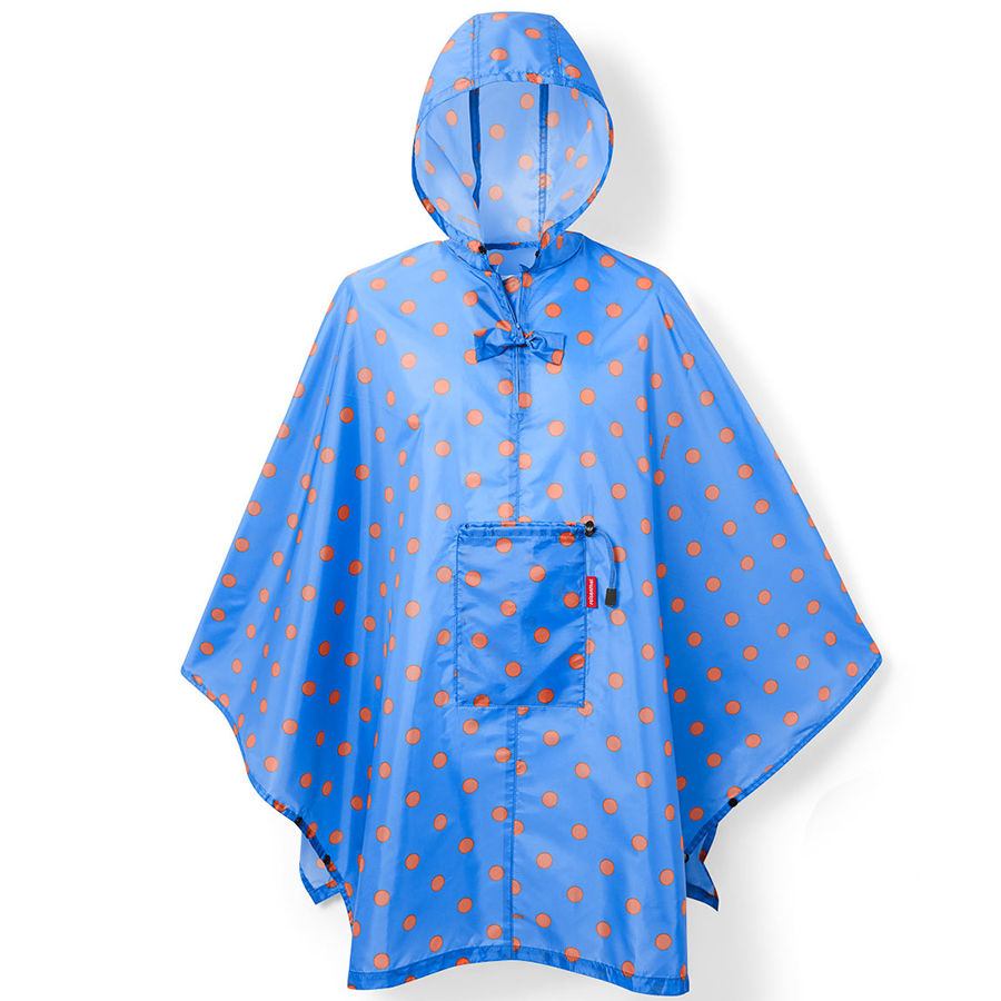 Дождевик Mini maxi Azure dots, 141х116 см, Полиэстер, Reisenthel, Германия