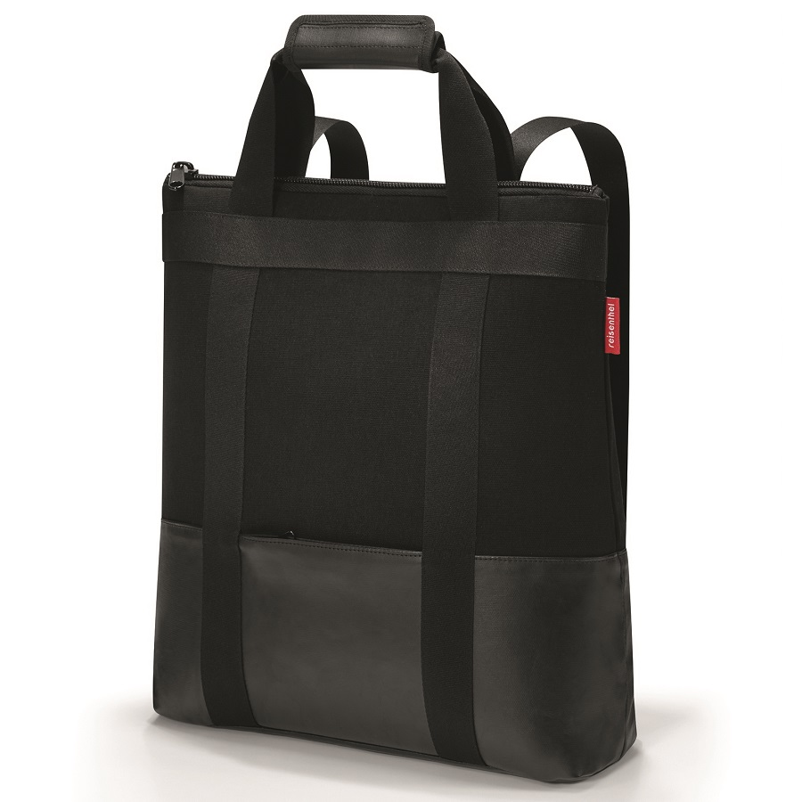 Рюкзак Daypack Canvas black, 40x15 см, 45 см, 18 л, Хлопок, Reisenthel, Германия, Canvas Fine
