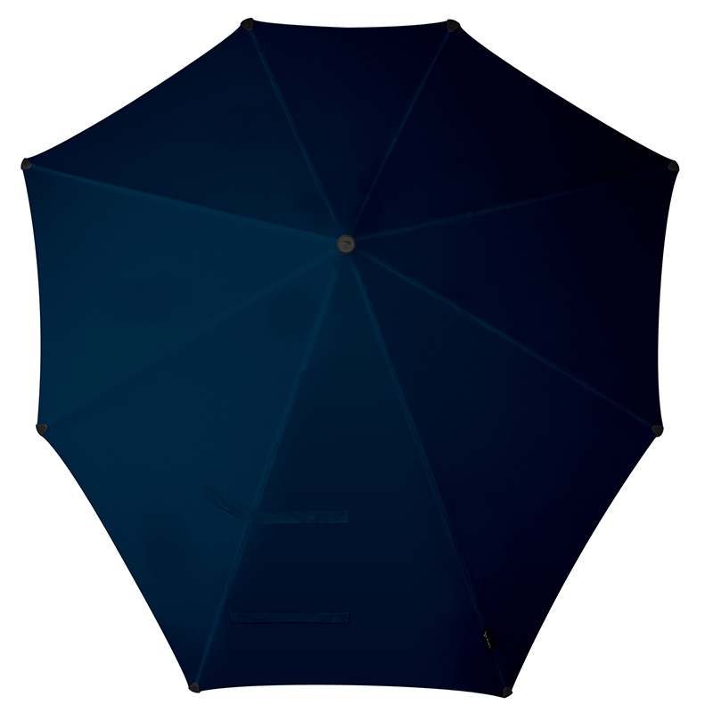 Зонт-трость Senz° XXL midnight blue, 94 см, 110х107 см, Полиэстер, SENZ, Голландия