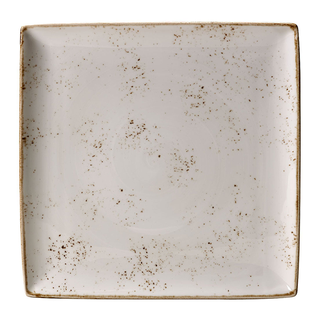 Блюдо квадратное Craft White, 27x27 см, Фарфор, Steelite, Craft White