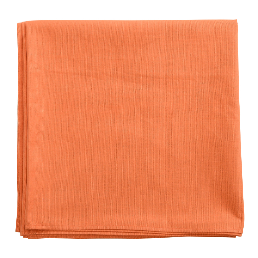 Скатерть Russian north 170x170 Orange, 170x170 см, Хлопок, Tkano, Россия, Russian north