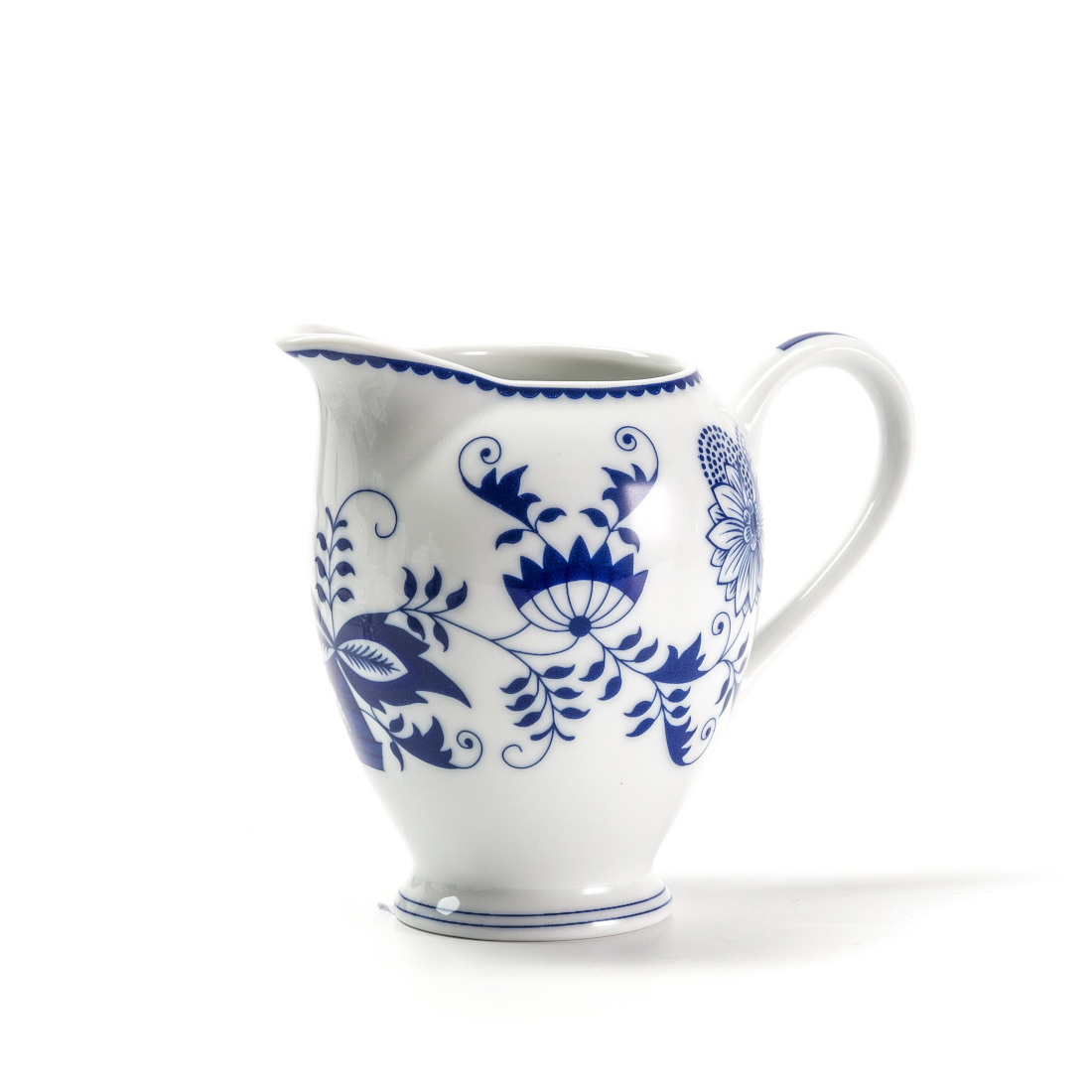 Сливочник Onion blue, 250 мл, Фарфор, Tunisian Porcelain, Onion Blue