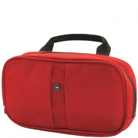 Несессер Victorinox Overnight Essentials Kit, 13х23 см, 4 см, Нейлон, Victorinox, Швейцария